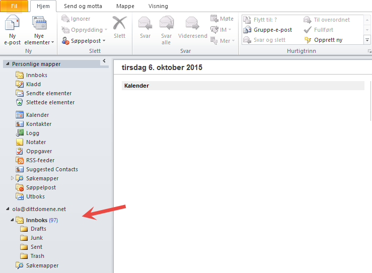 how to send responsive email from outlook 2010
