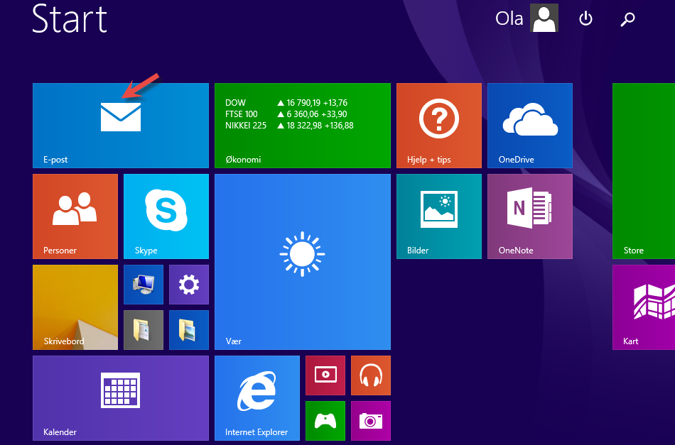 Apps - Windows 8