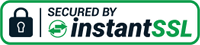 InstantSSL OV side segl