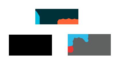 Logo for .cyou, .cfd og .bible