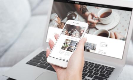 Lag profesjonelle nettsider enkelt og raskt!