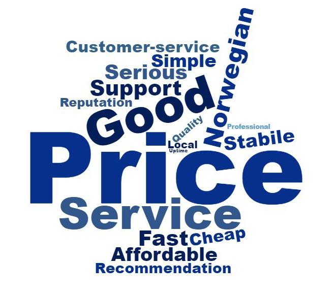 Customer survey 2017