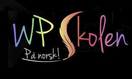 WordPress skole på norsk!